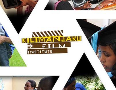 Kilimanjaro Film Institute Print and Digital Design