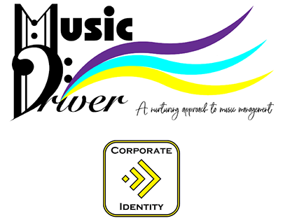 Music Driver: Logo Design