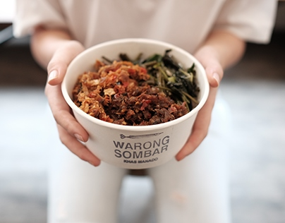 Warong Sombar - Branding
