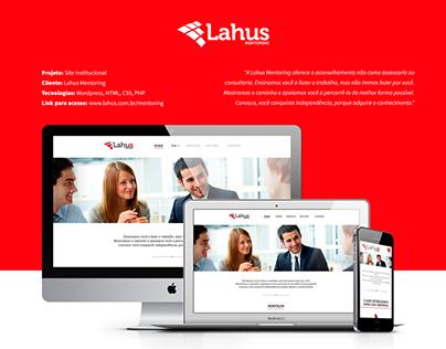 Site Lahus Mentoring
