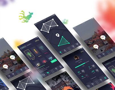 TINYVERSE - Mobile Game