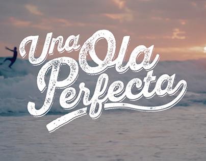Una Ola Perfecta - Itaú