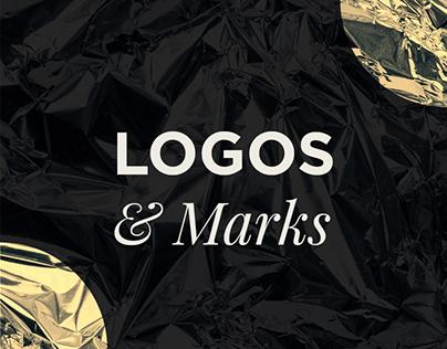 Logos & Marks – 2016-2019