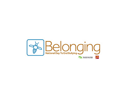 Belonging Anti-Bullying Campaign Branding