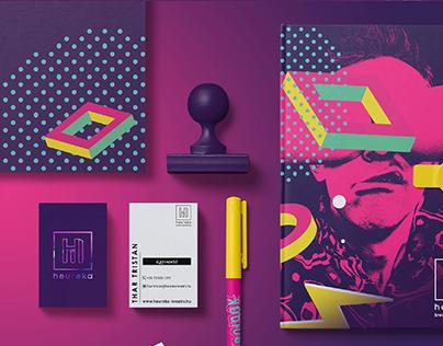 heureka Creative Agency branding