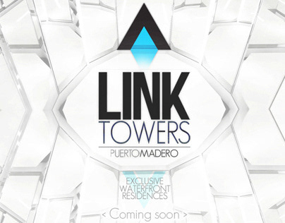 THE LINK TOWERS // ARGENTINA // BUENOS AIRES