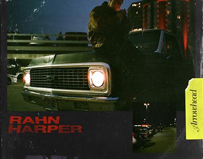Rahn Harper - Arrowhead artwork