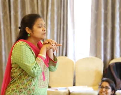 Story Telling Workshop Glimpse Video