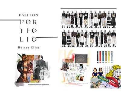 Graduate Fashion portfolio