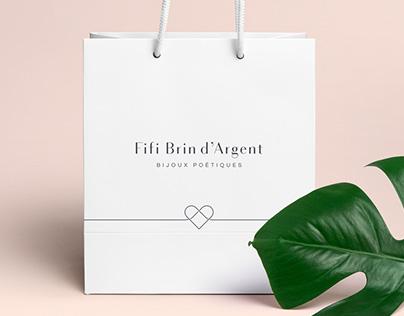 Fifi Brin D'Argent Brand Design