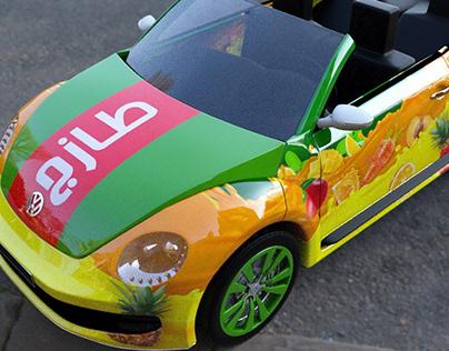 Tazaj  Design Car