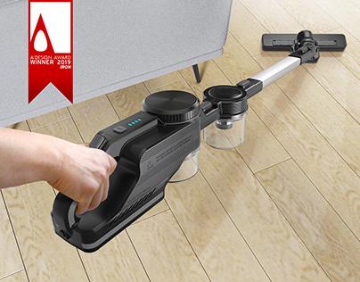 Pro-Cyclone Modular Vacuum by ELUXGO