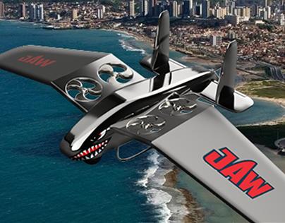 Jaw - Drone para uso Policial