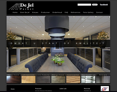 De Jel Website