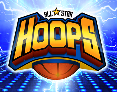 All Star Hoops (Casino Video Game)
