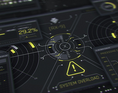 Interceptor HUD Pack
