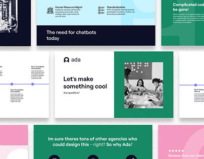 Slide Design: Designing for Branded Presentations