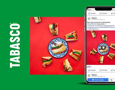 TABASCO: social media