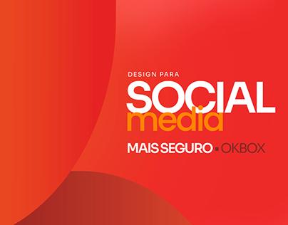Social Media • MAIS SEGURO