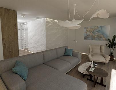Квартира в сучасному стилі
