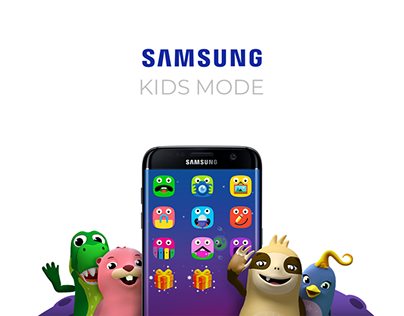 Samsung- Kids Mode
