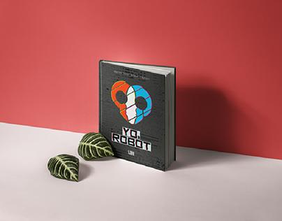 Yo Robot   Book design