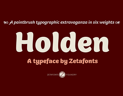 Holden paintbrush type family with FREE WEIGHTS
