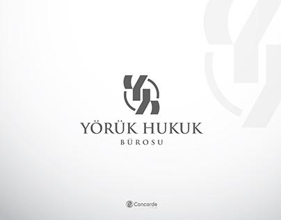 Yörük Hukuk Bürosu Logo Design