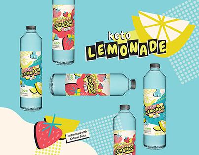 Keto Lemonade Labels