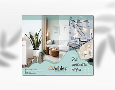 Furniture Tri-fold Brochure