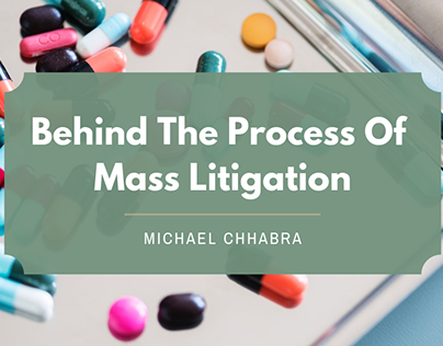 Behind the Process of Mass Litigation