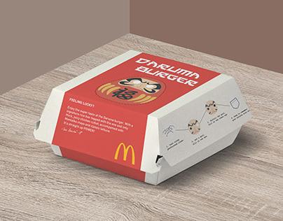McDonald's – The Asia Burger Challenge