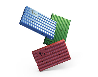 Shipping Container SSD