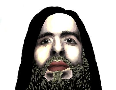 Portrait of Shawn James