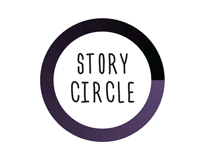 Story Circle App - UI, UX, Art Direction