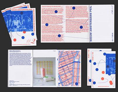 NAP 2ND EDITION Campaign Identity Nieuw Amsterdams Peil