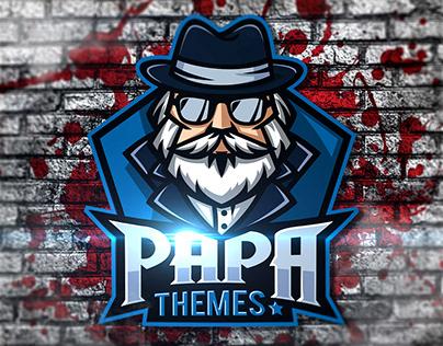 Papathemes Logo https://papathemes.com/