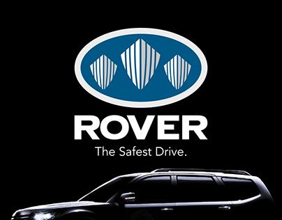 Rover Rebrand