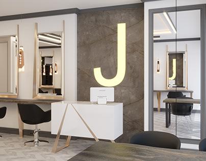 Hüseyin Çakar Mimarlık - Jons Hair and Make Up Studio