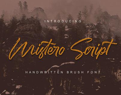Mistero Script