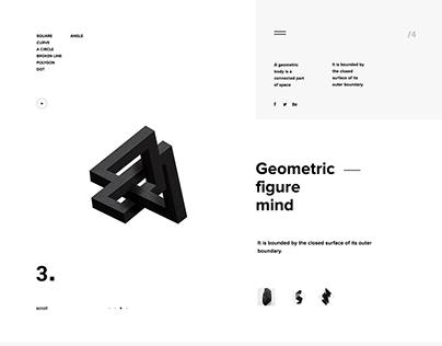 Geometric figure mind