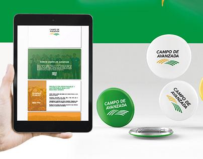 Campo de Avanzada · Rebranding Sustentable