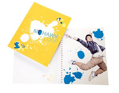 Mohawk Loop Paper Swatch