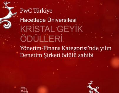 Kristal Geyik Ödülleri sosyal medya görseli