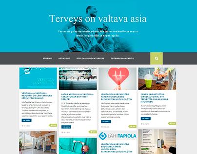 Tulevaisuuden terveys / LähiTapiola