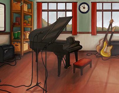 Music Room BGs