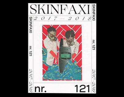 Skólablaðið Skinfaxi