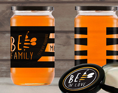 Bee family l Branding, Concept