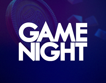 Game Night // Studio Logos / Main Title / Main on Ends