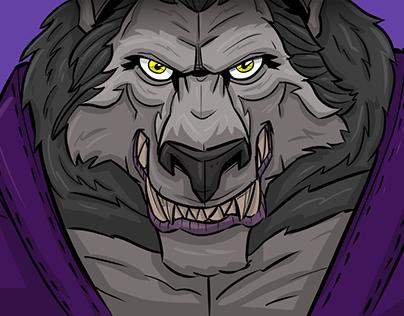 Twitch Design Illustration Webcomic BeastKOGaming